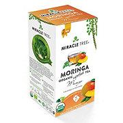 Miracle Tree Moringa Organic Tea Bags, Mango