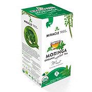 Miracle Tree Moringa Organic Tea Bags, Mint