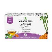 Miracle Tree Moringa Organic Tumeric Tea Bags