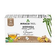 Miracle Tree Organic Moringa Ginger Tea Bags