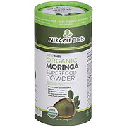 Miracle Tree Organic Moringa Superfood Powder