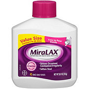 MiraLax Value Size Unflavored Powder