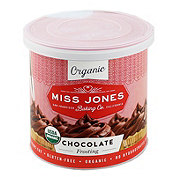 Miss Jones Organic Chocolate Frosting