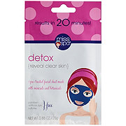 Miss Spa Facial Sheet Mask Detox