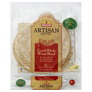 Mission Artisan Style Corn and Whole Wheat Blend Tortillas