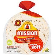 Mission Fajita Grande Flour Tortillas