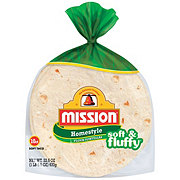 Mission Homestyle Flour Tortillas