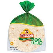 Mission Homestyle Small Fajita Flour Tortillas