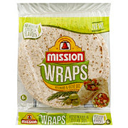 Mission Italian Herb And Olive Oil Wraps