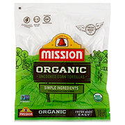 Mission Organic Uncooked Corn Tortillas