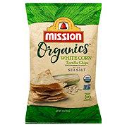 Mission Organics White Corn Tortilla Chips