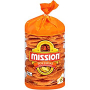 Mission Red Nortena Tostadas