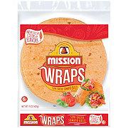 Mission Sun-Dried Tomato Basil Wraps