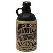 Mississippi Brewing Mississippi Mud Black & Tan Beer Bottle