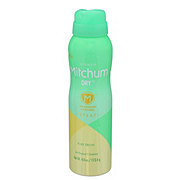 Mitchum For Women Dry Aerosol Spray, Pure Fresh