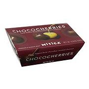 Mitica Choco  Dark Chocolate Cherries