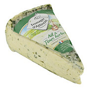 Mitica Fromager d'Affinois Garlic Herb Cheese