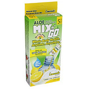 Mix N' Go Aloe Drink Mix Lemonade