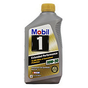 Mobil 1 10W-30 Extended Performance Full Synthetic Motor Oil