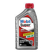 Mobil Super 10W-30 Conventional Motor Oil