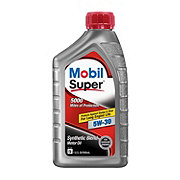 Mobil Super 5W-30 Conventional Motor Oil