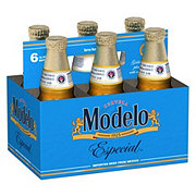 Modelo Especial Beer 12 oz Bottles