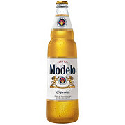 Modelo Especial Beer Bottle