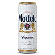 Modelo Especial Beer Can