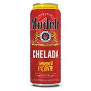 Modelo Especial Chelada Tamarindo Picante Beer Can