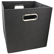 Modern Littles Gray Storage Bin