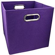 Modern Littles Purple Storage Bin
