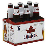 Molson Canadian Lager Beer 12 oz Bottles