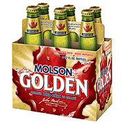 Molson Golden Beer 12 oz Bottles