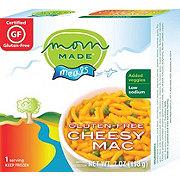 Mom Made Gluten Free Cheesy Mac