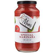 Mom's Special Marinara Pasta Sauce