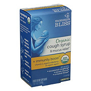 Mommy's Bliss Immunity Boost Organic Cough Syrup