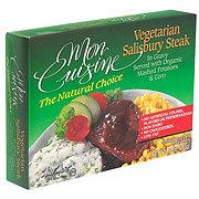 Mon Cuisine Vegetarian Salisbury Steak