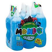 Mondo Squeezers Legendary Berry 6.75 oz Bottles