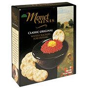 Monet Classic Water Crackers