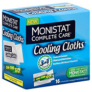 Monistat Complete Care Cooling Cloths
