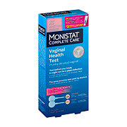 Monistat Complete Care Vaginal Health Test & Itch Relief