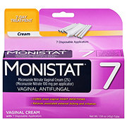 Monistat Vaginal Antifungal 7-Day Treatment Cream