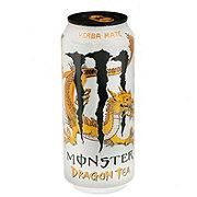 Monster Dragon Tea Yerba Mate Energy Drink