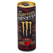 Monster Espresso and Cream Energy Drink