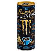 Monster Espresso and Vanilla Energy Drink