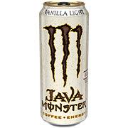 Monster Java Vanilla Light Coffee + Energy Drink