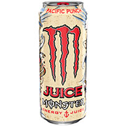 Monster Juice Pacific Punch Energy Drink
