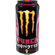 Monster Punch Baller's Blend Energy Drink