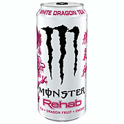 Monster Rehab White Dragon Tea