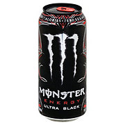 Monster Ultra Black Energy Drink